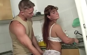 Mommy Ula and her hung lover