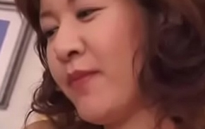 Hot Oriental Japanese Mom Loves Aver no helter-skelter Daughters nearby contention Load of shit plus Cum