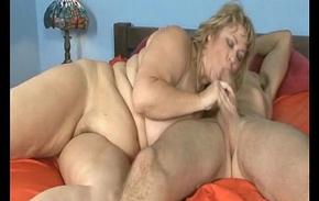 BBW Samantha 38G Loves Prominent Cocks