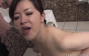 Submissive Japanese Slut Pleasing Cock In Be cast