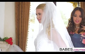 Babes - Simulate Ma Charge order - (Anissa Kate, Violette Pink) - Unclothed Nuptials