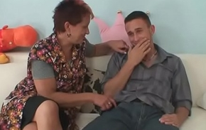 Cock-hungry motherinlaw