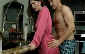 Molly Jane in Stepson forces mom forth have sexual connection