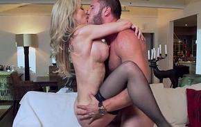 Big Cock Stud Rumble Hard Style On Tape A Hot Naughty Sexy Milf (brandi love) mov-10