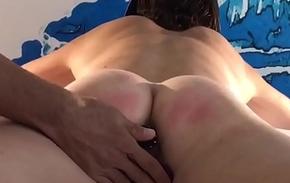A mi mujer le gusta duro por el culo