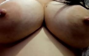 Closeup Breasts - Milky Iteration