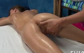 Massage porno