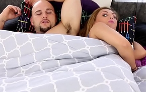 Yearning Stepsis Bangs her Stepbrother