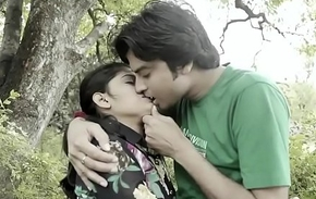 College Couple Din&rsquo_t Control Have a crush on All round Forest Short Movie - HClips - Private Home Clips