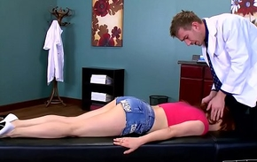 Brazzers - Pollute Adventures - (Penny Pax) (Danny D) - Straightening Her Out