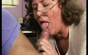 my sexy horny old woman