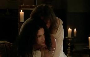Kellie Blaise Fully Nude in Sex Scene - The Borgias S02E03