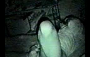 Spycam - sister takes off pajama bottoms &amp_ masturbates (1m26s)(hidden camera masterbate masterba
